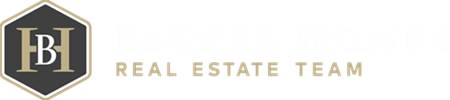 Bluffs Homes Logo